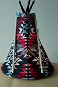 Tipi-Geometric-Black